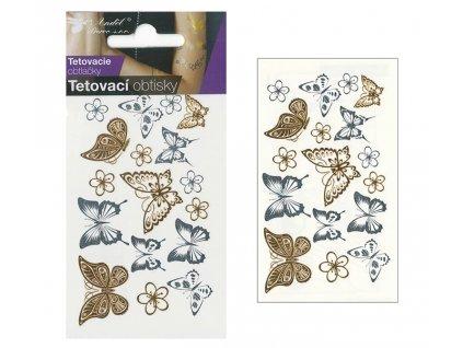 tetovací obtisky