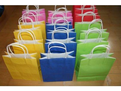 Velikonoční tašky papírové