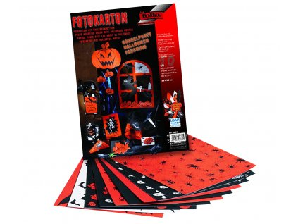 fotokarton Halloween