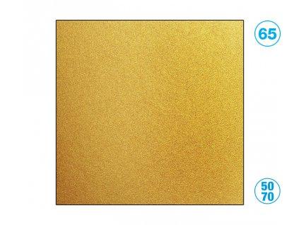 Karton A4 zlatý (25 ks)