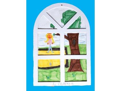 Okno k dotvoreni