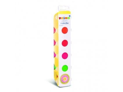temperove barvy primo sada 6x25ml fluorescencni