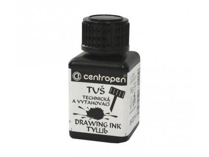 Tuš černá Centropen 18 g