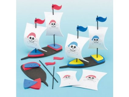 3d pirate ship kits EF594V