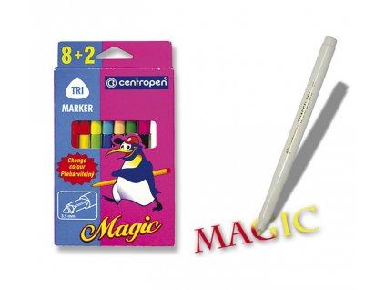 Fix sada CENTROPEN MAGIC 8+2=16 2549/10 barev
