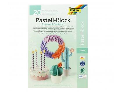papir kreativ pastel