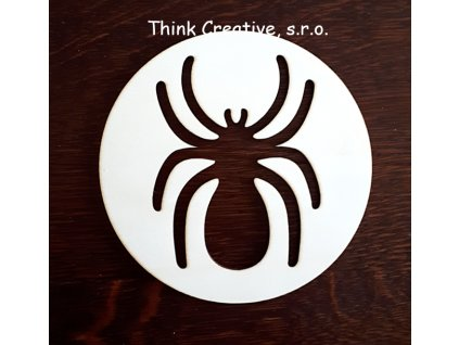 pavouk sablona