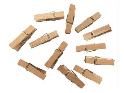 kolicky male drevo