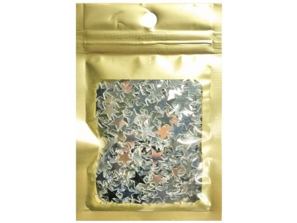 konfety stribrne 16g
