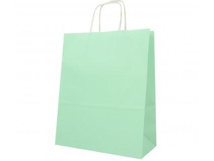 taska darkova zelena pastel