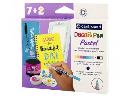 decor pen pastel