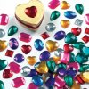 Large Self Adhesive Acrylic Jewels EK632