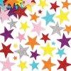 Hvezdicky samolepky