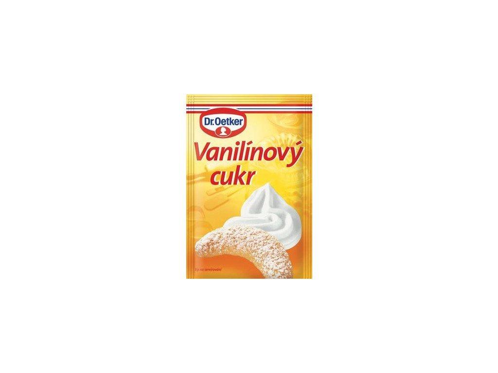 vanilínový cukr