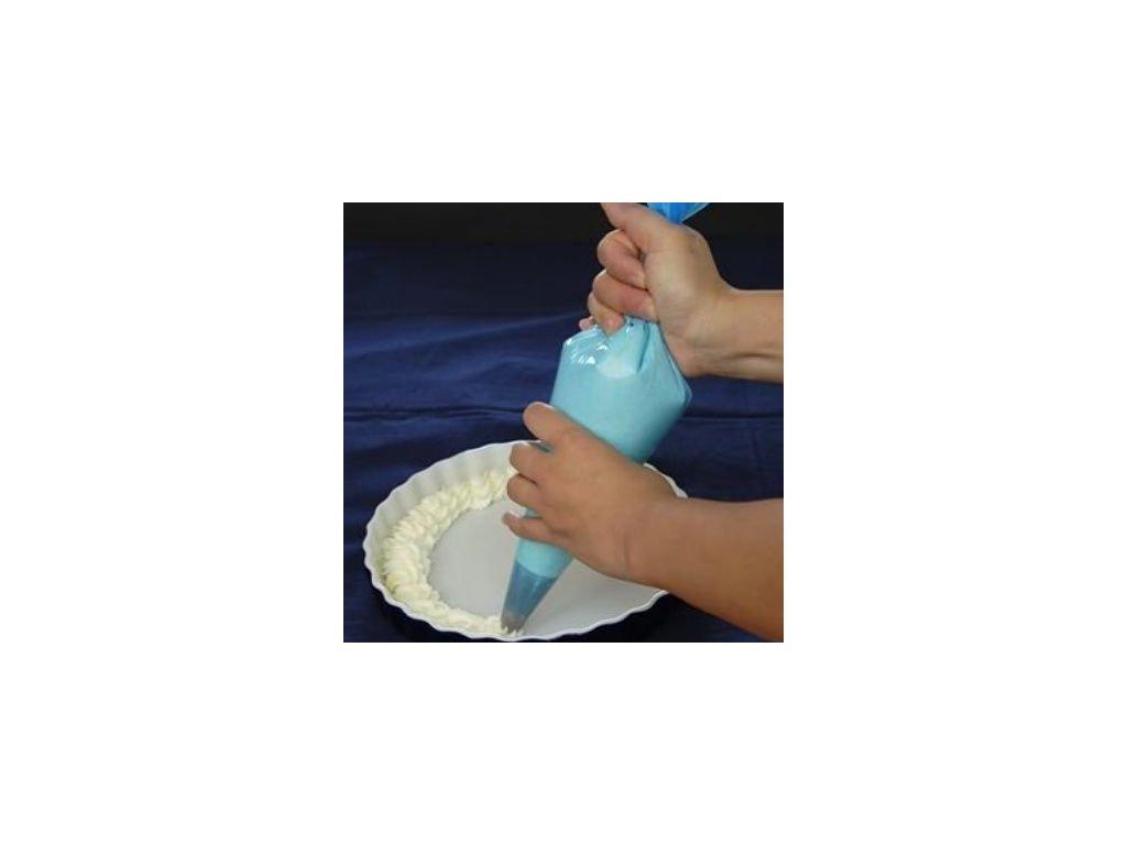 Cukrářské sáčky PVC 53 cm - 72 ks