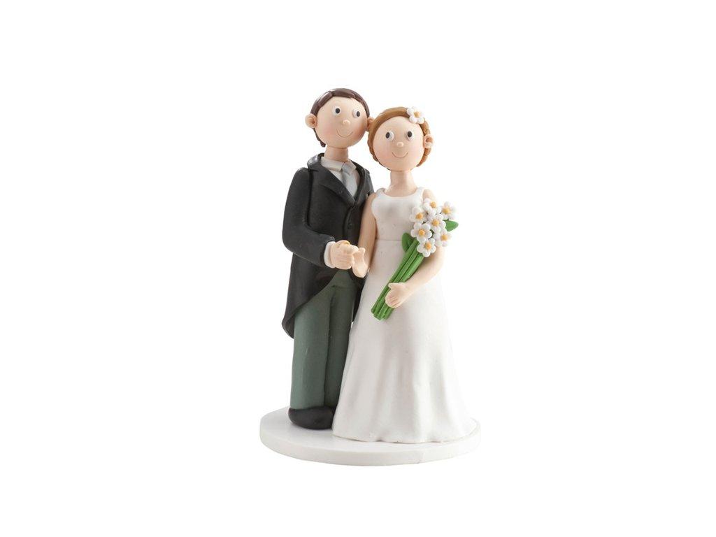 Svatební figurka Dekora - 305033