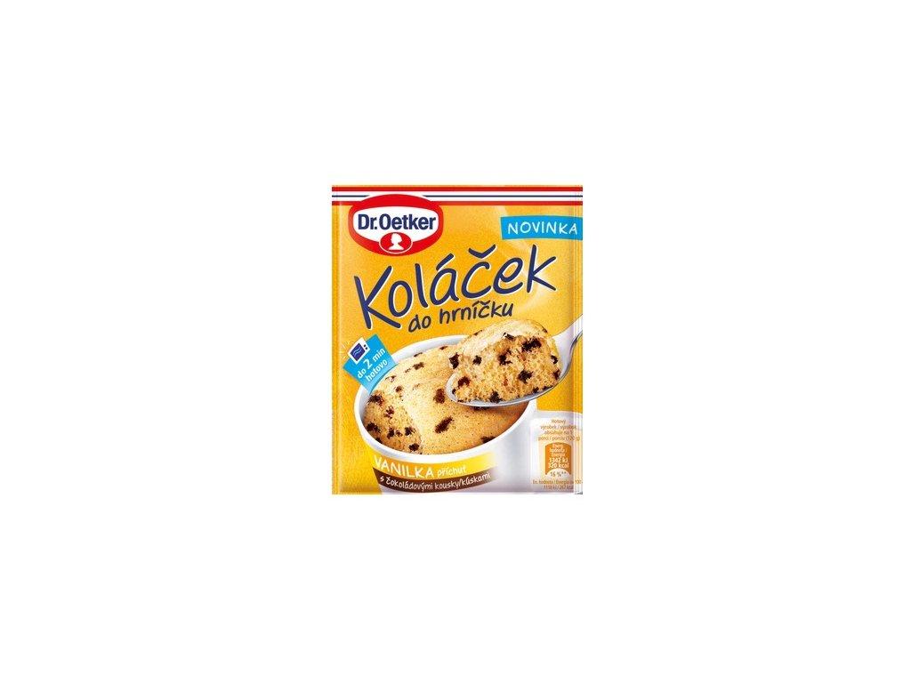kolaček vanilka