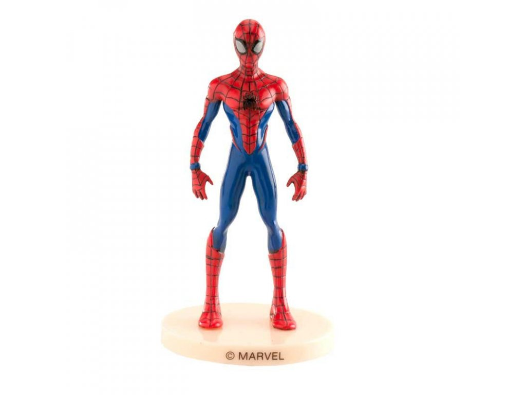 Figurka na dort Marvel - Spiderman