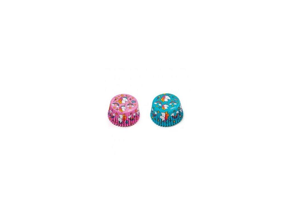 Cukrářské košíčky Decora - Jednorožec