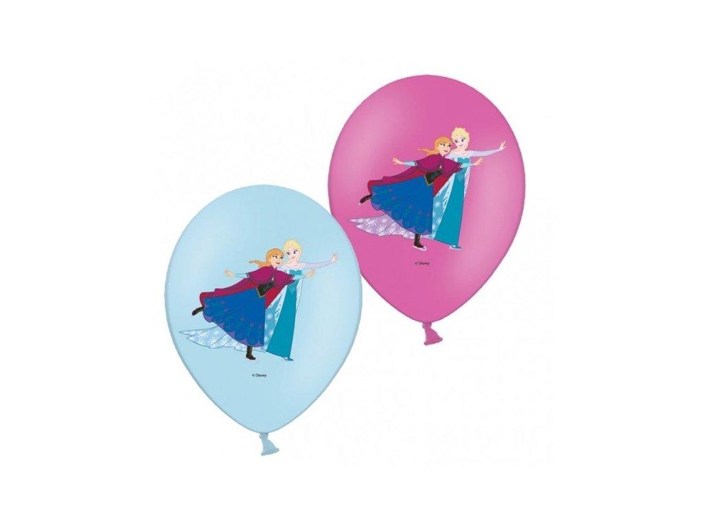 Balónky 6 ks - Frozen - Ledové království
