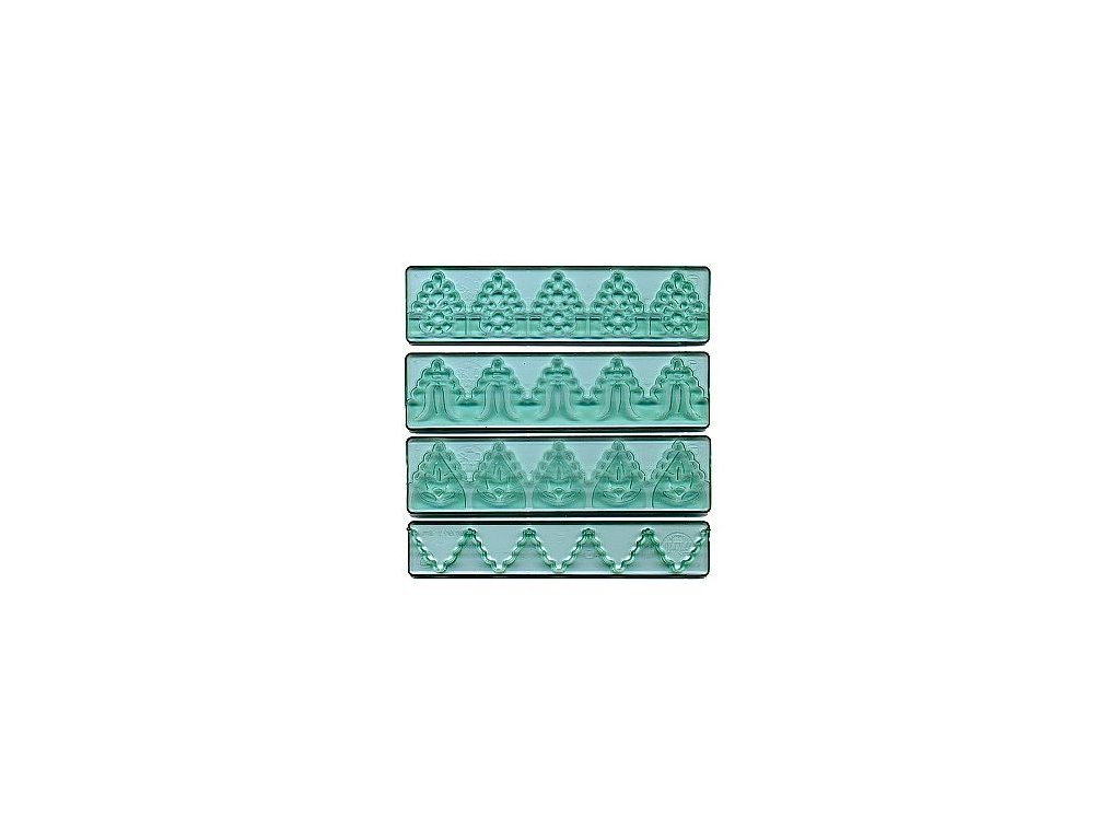 Krajková textura Set č. 3