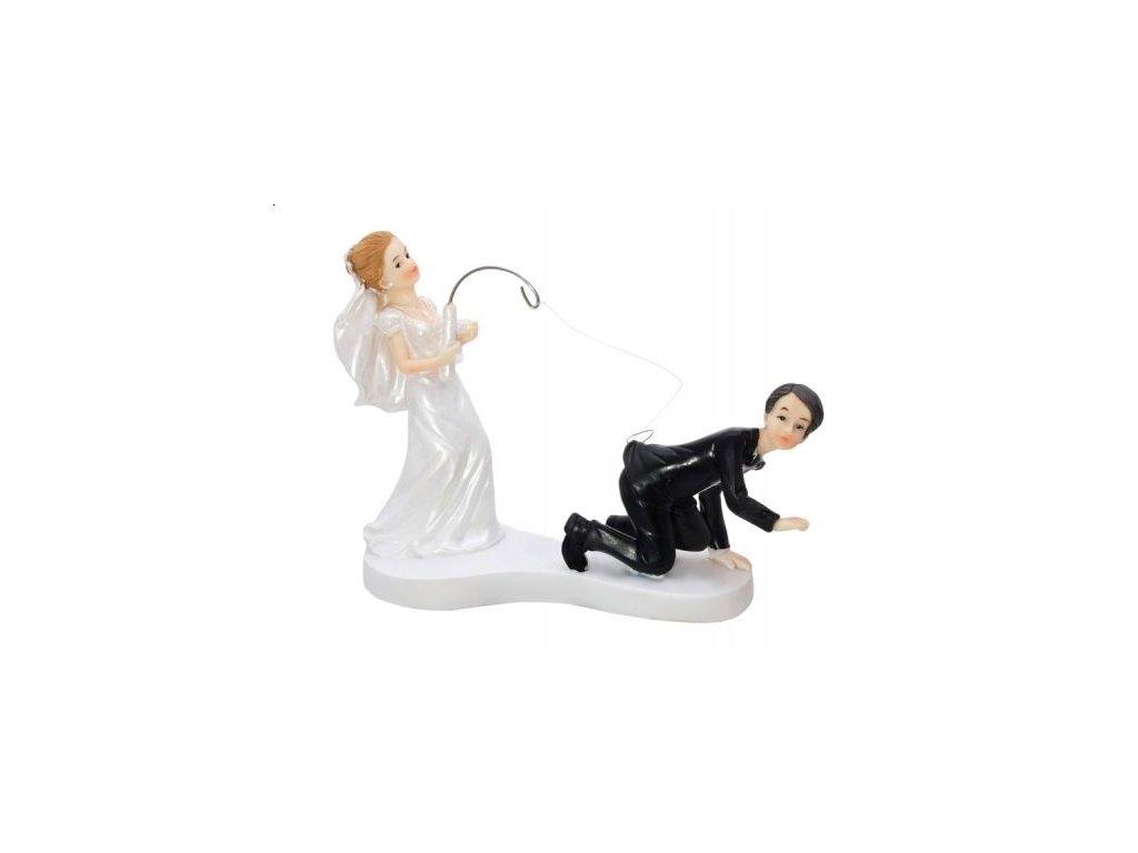 Svatební figurka - 1118