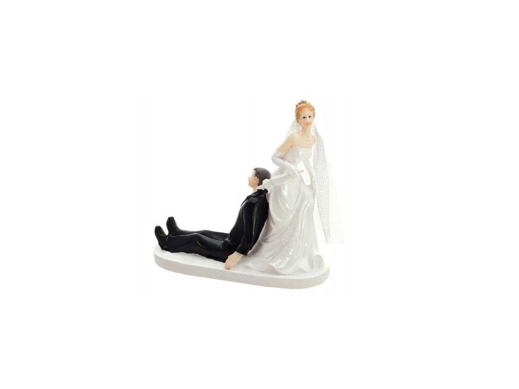 Svatební figurka - 1119