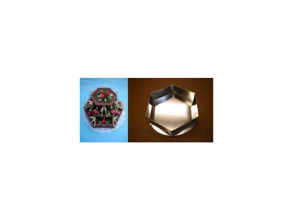 Forma šestihran - kód 250