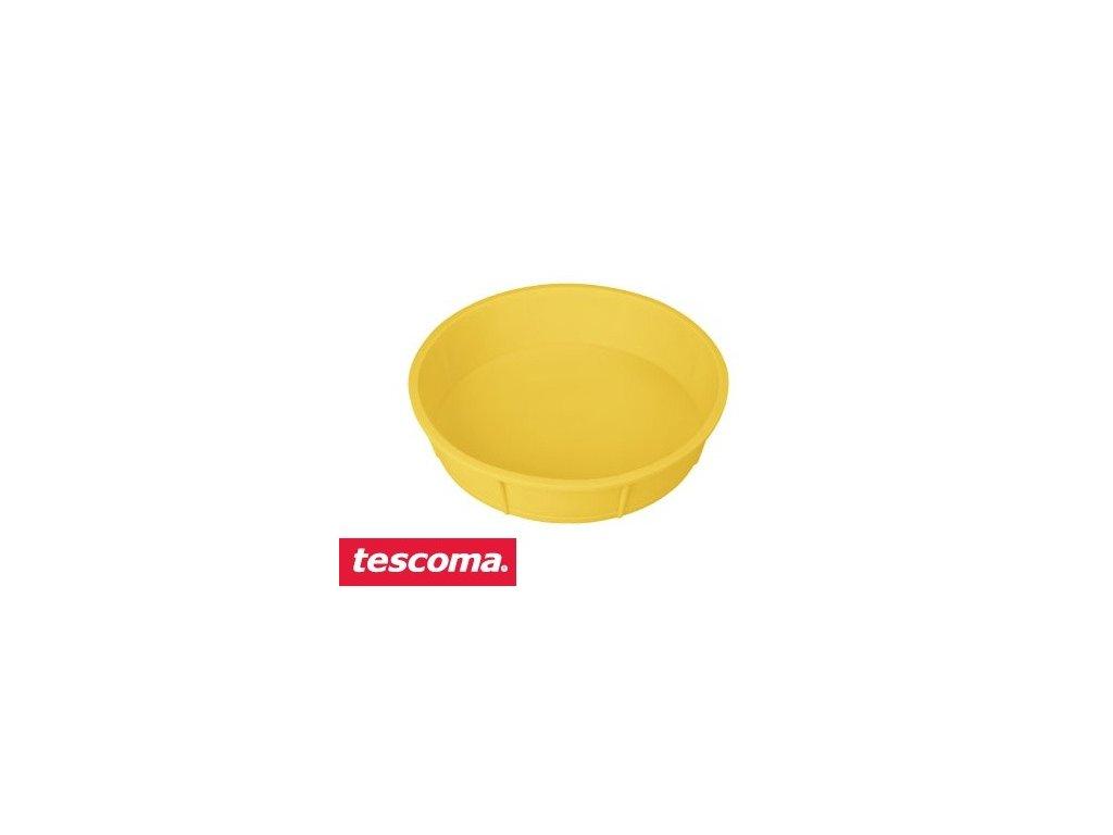 Forma na dort DELÍCIA SILICONE pr. 28 cm