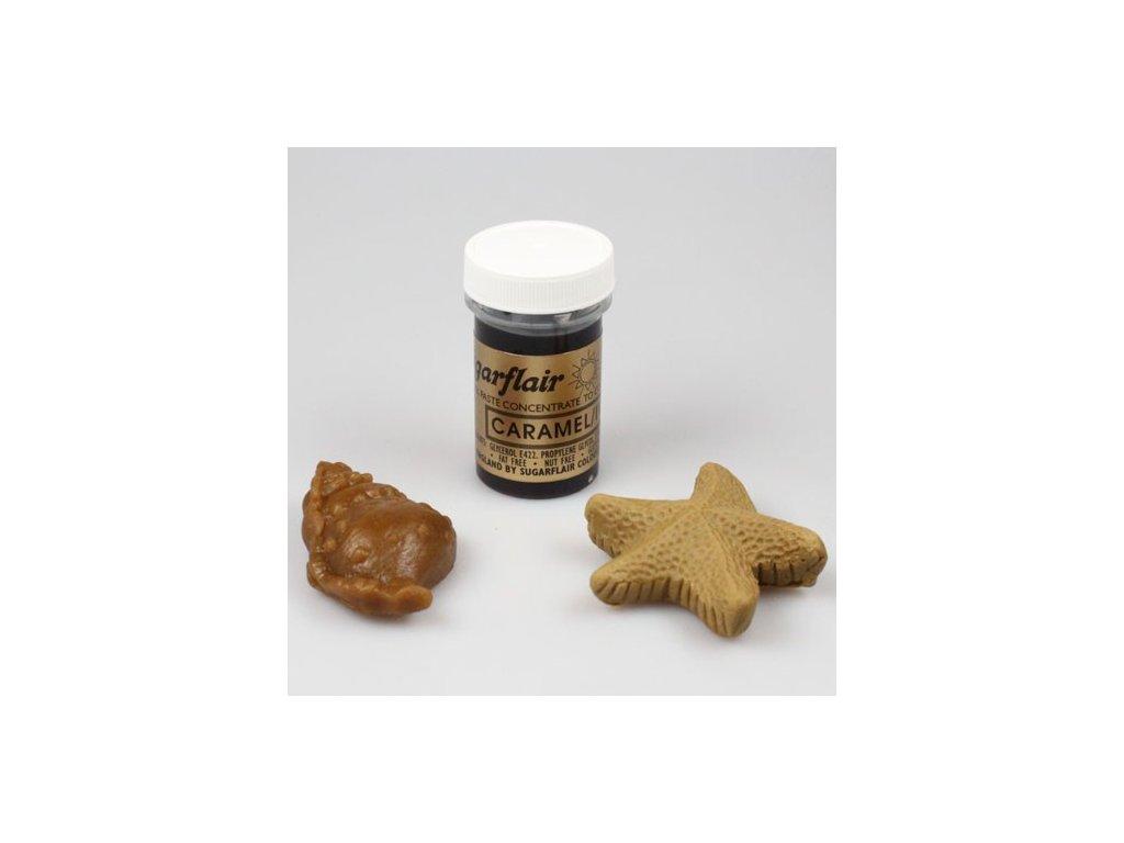 Barva Sugarflair - Caramel Ivory 25g