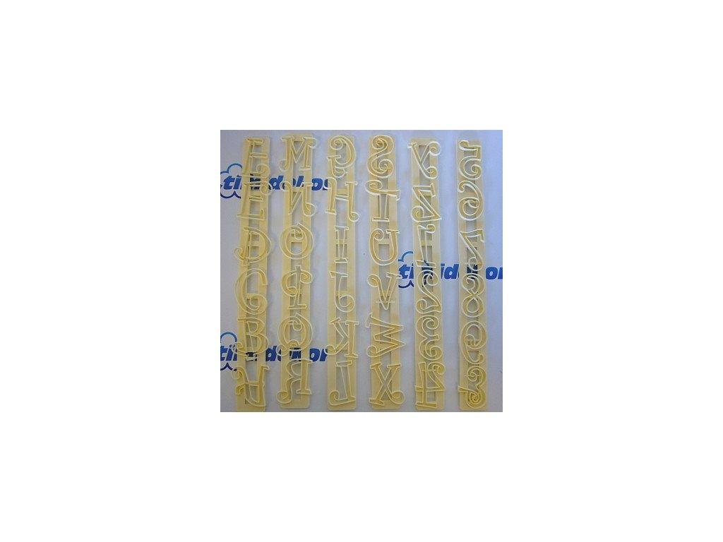 Sada FMM - abeceda a čísla FUNKY