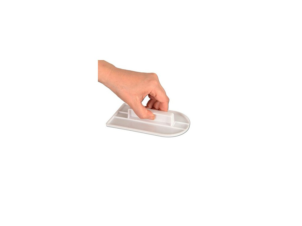 Žehlička - hladítko na hmoty
