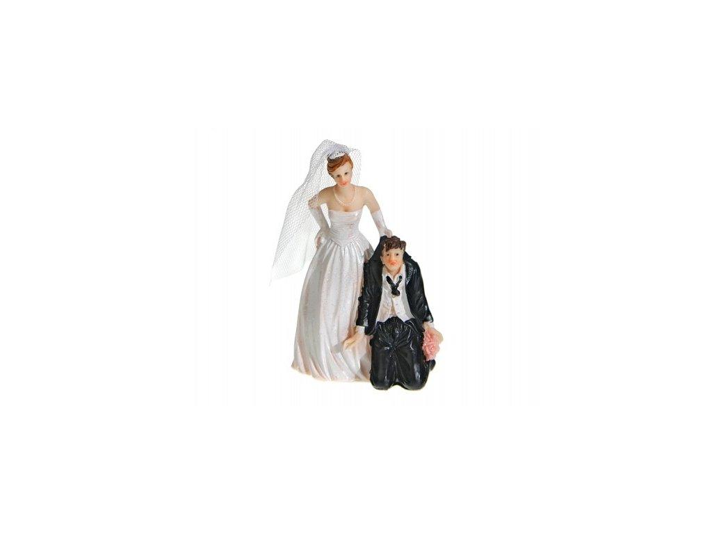 Svatební figurka - 1137