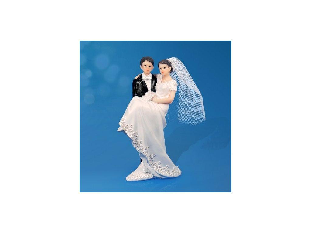 Svatební figurka - 1109