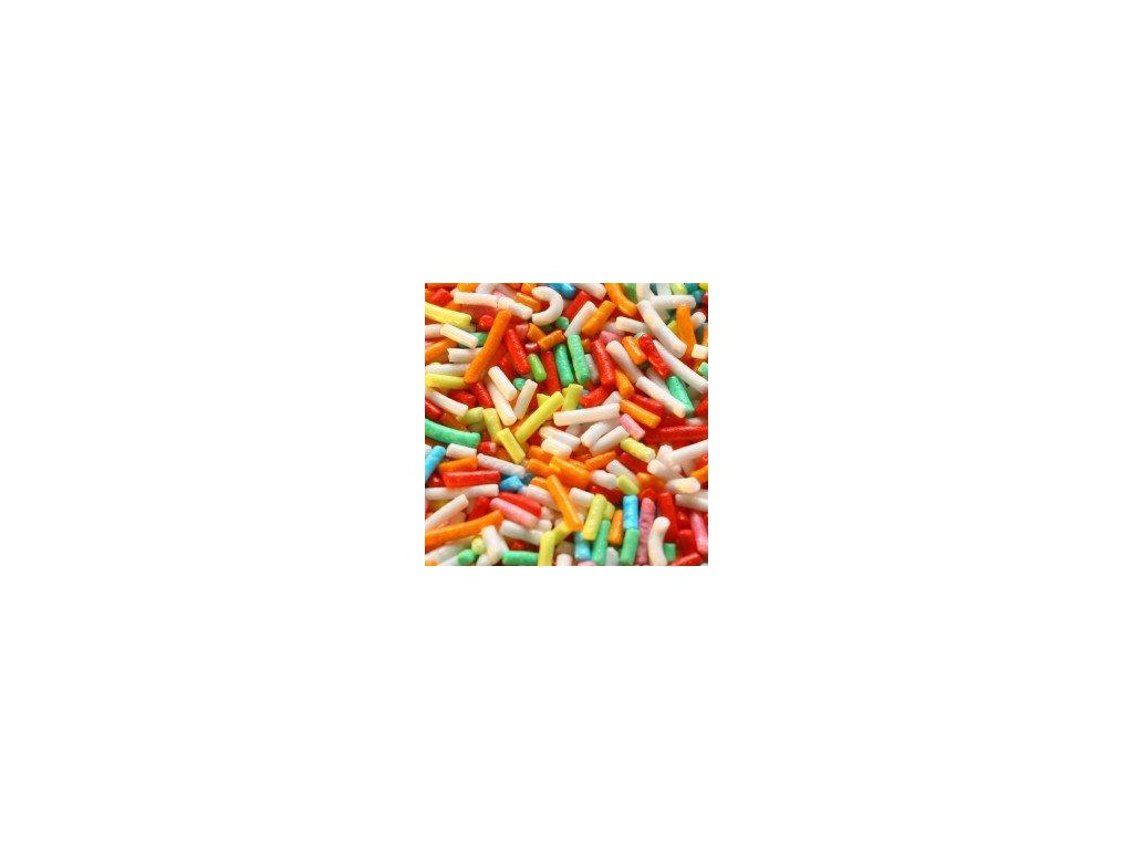 Barevné tyčinky - balení 500g