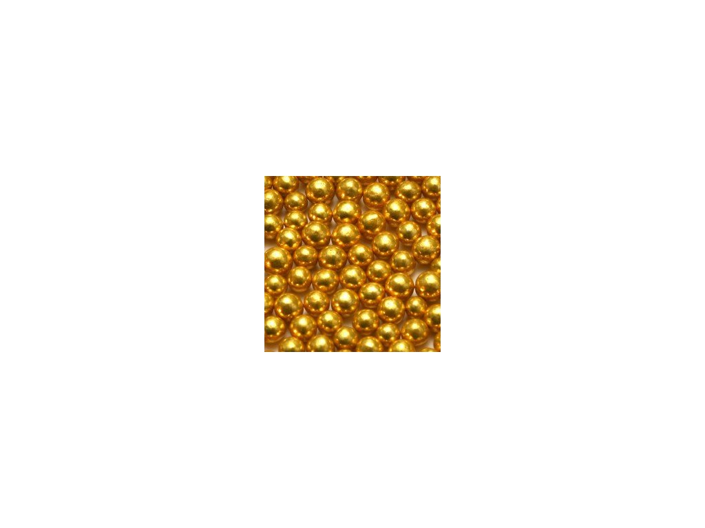 Zlaté perličky - balení 250g