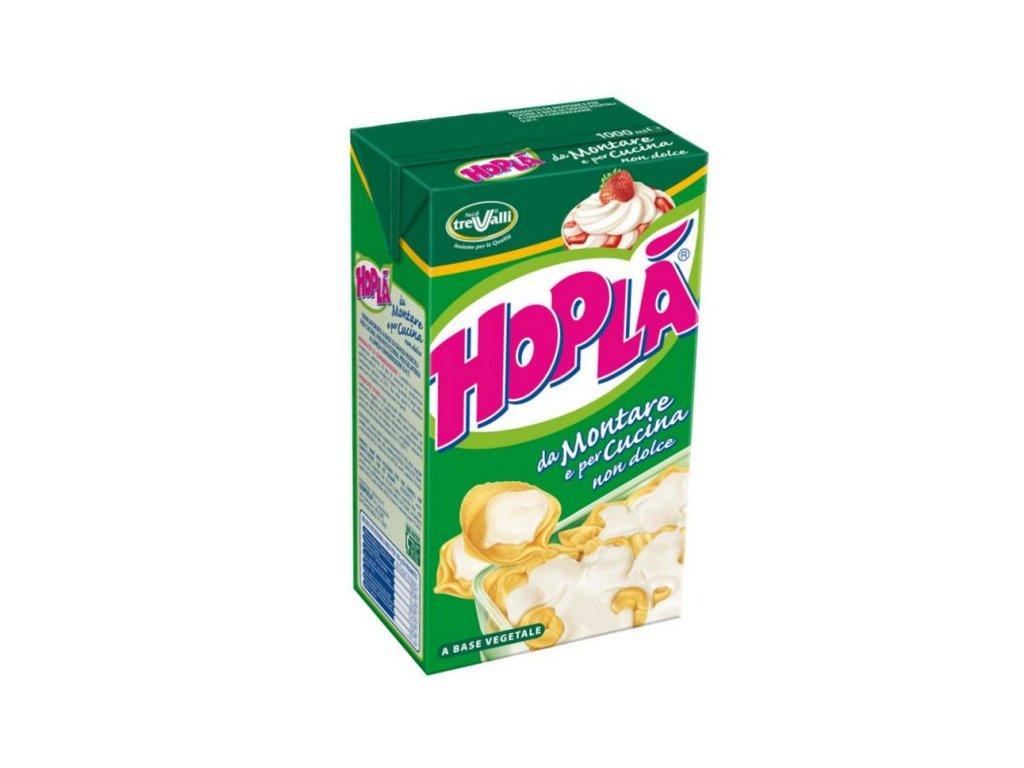 Šlehačka HOPLÁ  1 litr - slazená