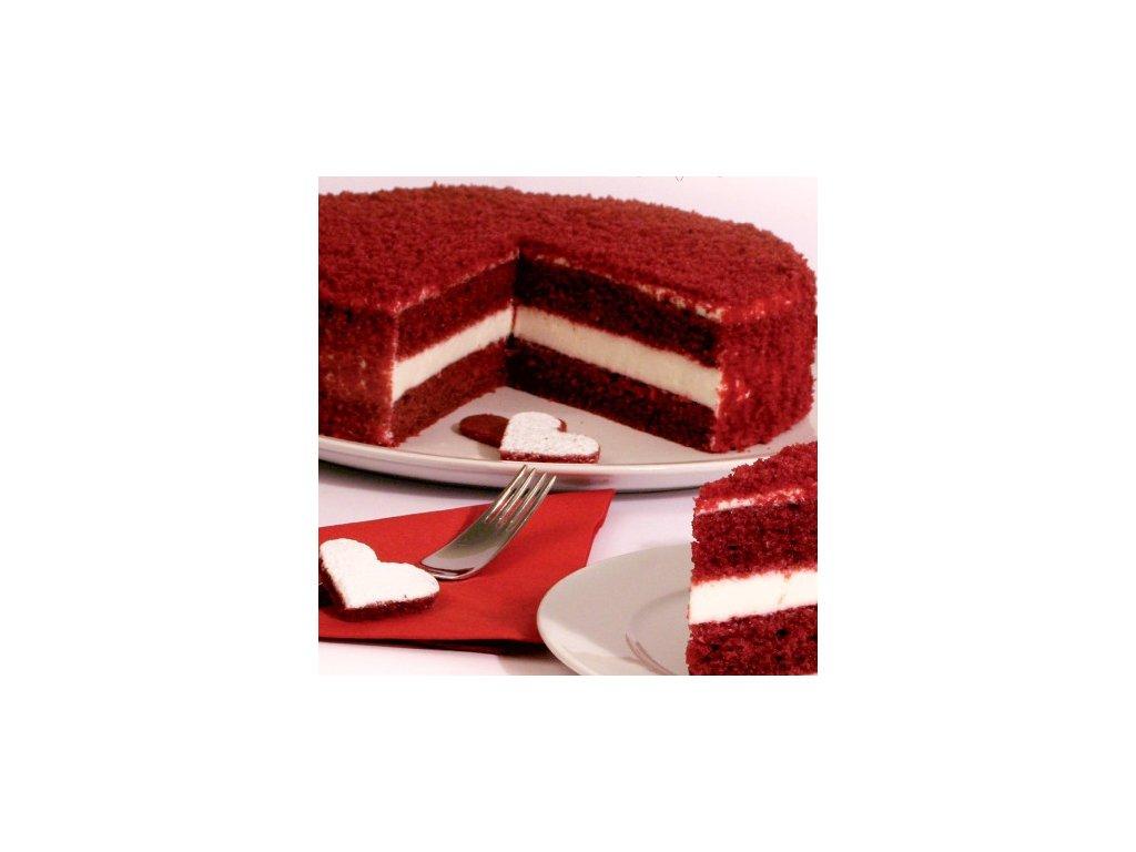 Směs Red Velvet - 5 kg