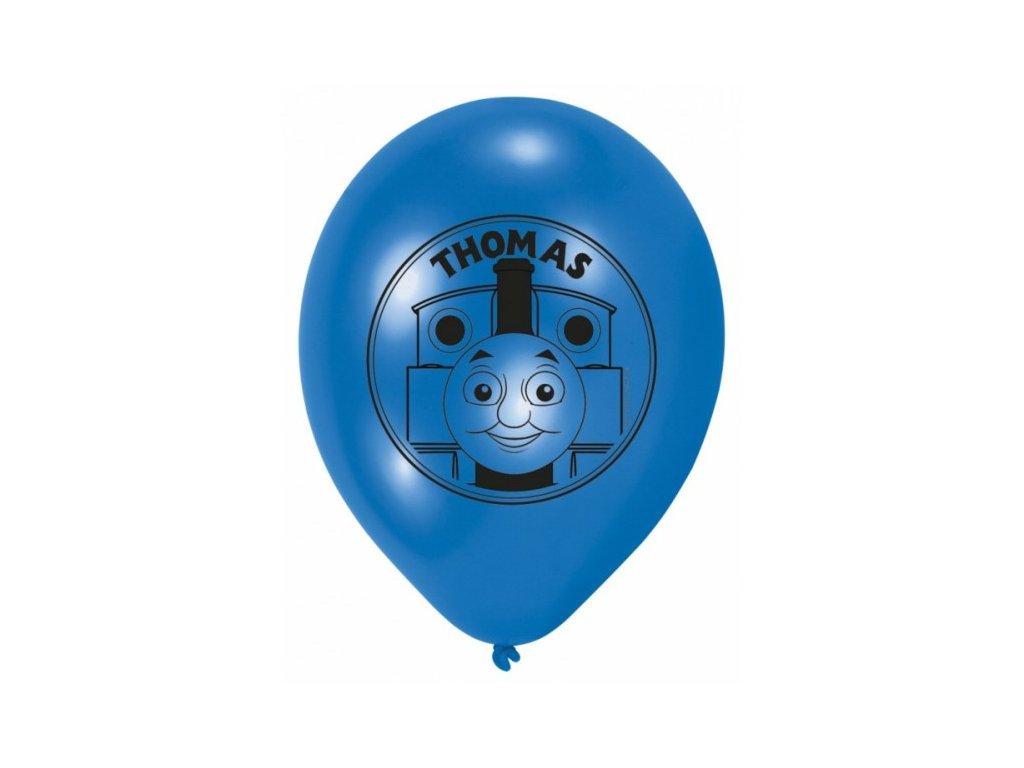 Balónky 6 ks - Mašinka Tomáš