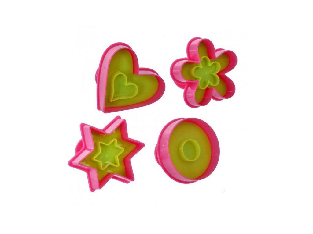 Cukrářské pomůcky - OR926 - 4 tvary