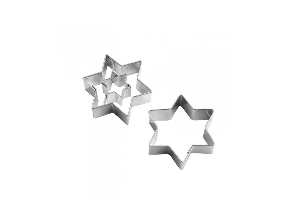 Vykrajovátko OR145 - hvězda se středem
