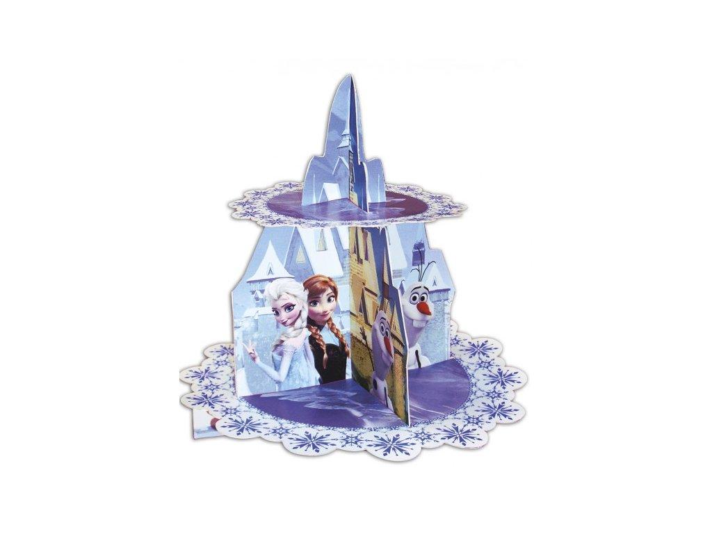Stojan na muffiny - Frozen - Ledové království