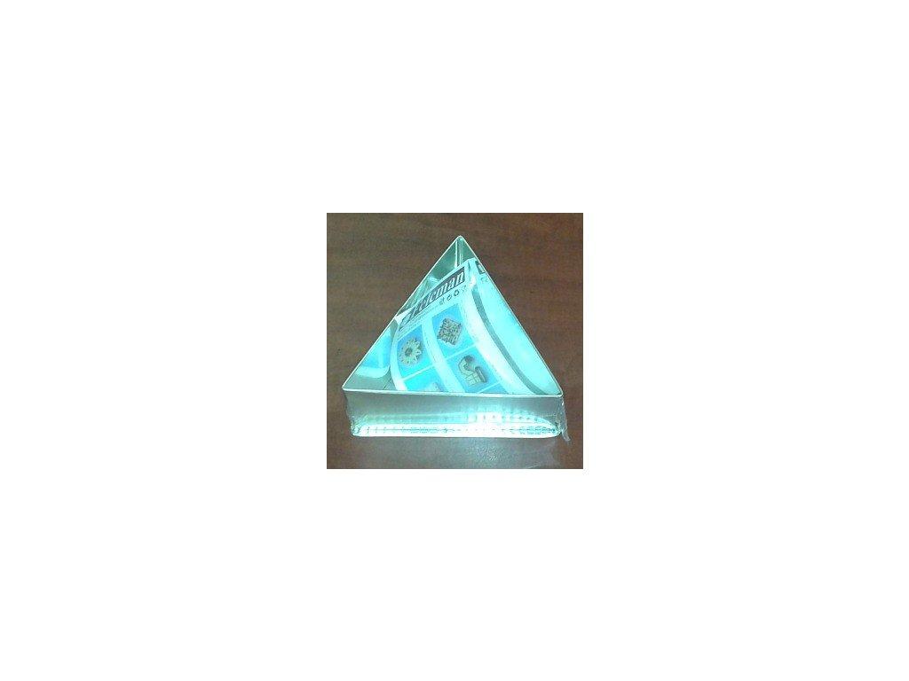 Dortová forma se dnem - trojúhelník velký