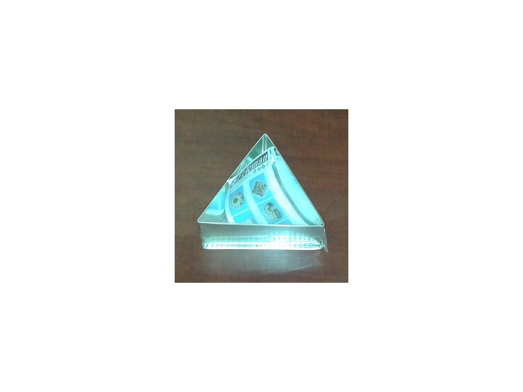 Dortová forma se dnem - trojúhelník střední