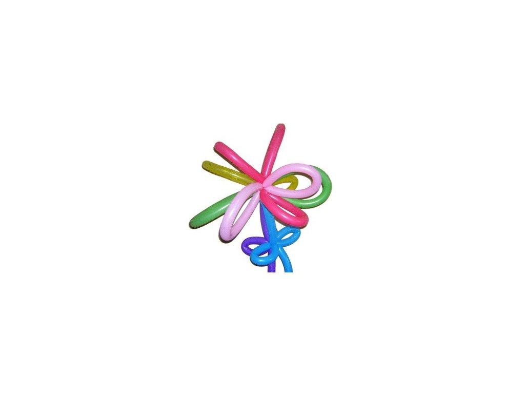 Tvarovací balónky 20ks mix barev