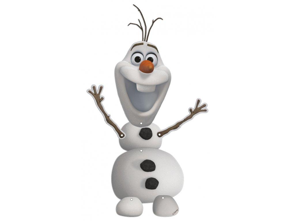 Závěsná dekorace Frozen - sněhulák Olaf