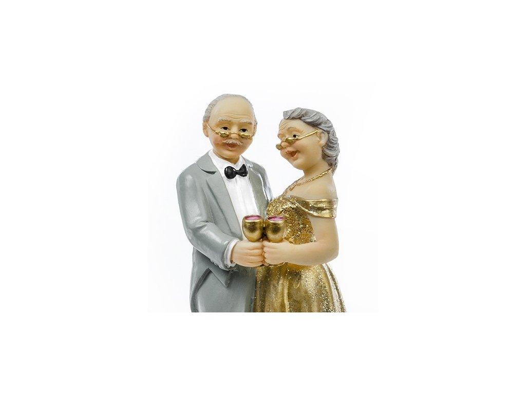 Svatební figurka - 1150