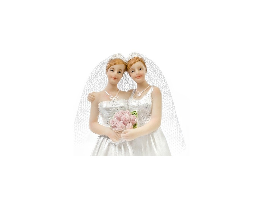 Svatební figurka - 1151