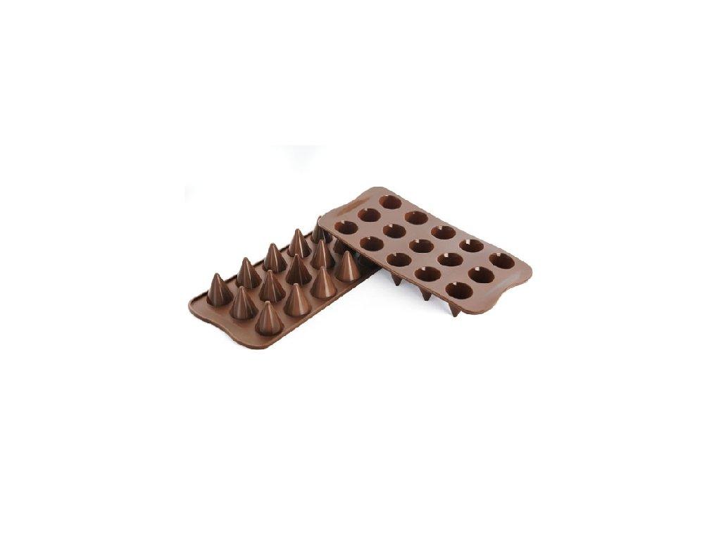 Forma na čokoládu Silikomart - Kono