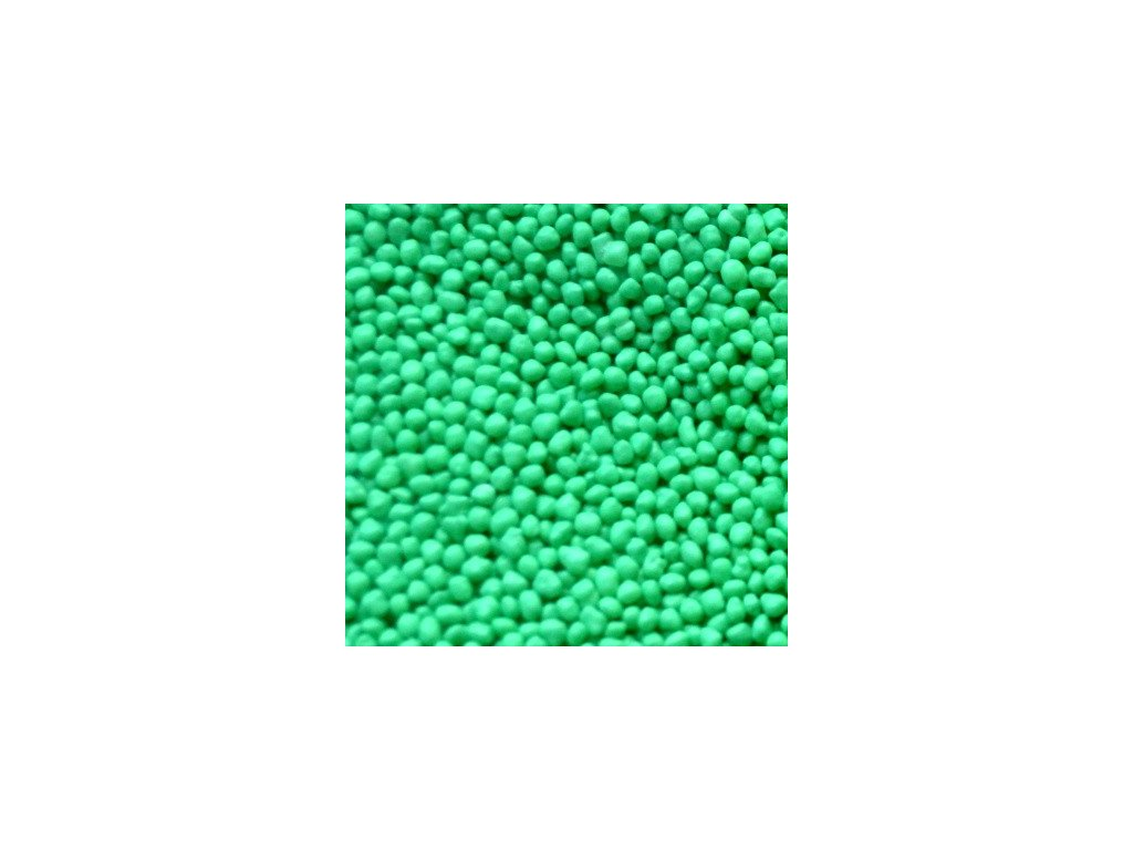 Zelený máček - balení 1 kg